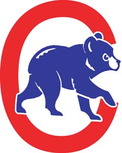 Chicago Cubs decal 97
