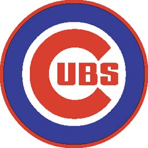 Chicago Cubs decal 99