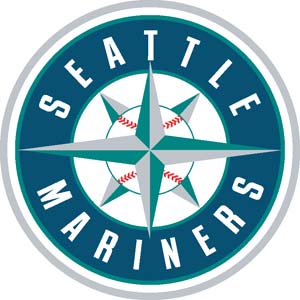 Seattle Mariners decal 96