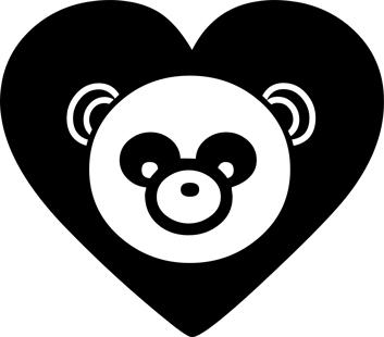 Panda Hart