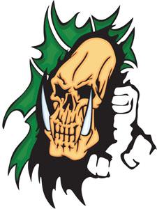 Skull 19