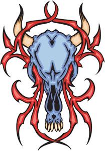 Skull 34