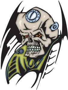 Skull 38