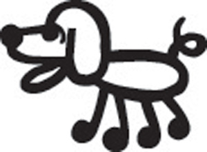 Stick Family Dog 1