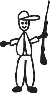 Stick Family Hunter