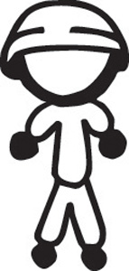 Stick Family Soldier 1